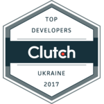 Top Ukrainian Developers in 2017 @ Clutch
