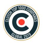 2019 'Top Software Development Company', Clutch