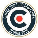 Clutch 1000 Companies Global 2019