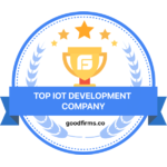 Top IoT Development companies by GoodFirms
