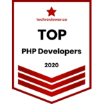Top PHP Development Companies in 2020 by TechReviewer