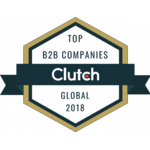 TOP 1000 B2B Companies around the World by Clutch (2018)