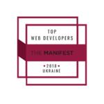Top Web Developer by TheManifest.com
