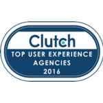 Top UX agency 2016