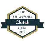 Top B2B Company by Clutch.com