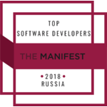Top Software Developers in Russia by The Manifest