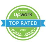 Upwork Top Rated 2018