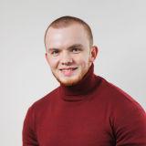 Vladimir Mikhno, CTO