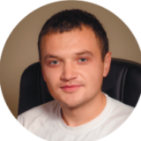 Oleksandr Kulyna, Back-end developer with extensive expertise in chatbots, AI