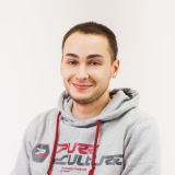 Artem Sapuga, Head of development department