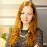 Kateryna Lutsiv-Shumska, Co-Founder & CFO