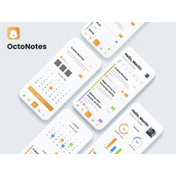 OctoNotes - personal tasks and TO-DOs (React.js, React Native, Node.js, Nest.js, GraphQL)
