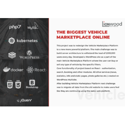 Biggest Vehicle Marketplace Online