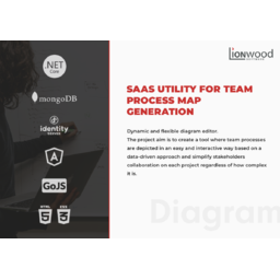 SaaS utility for Team Process Map Generation