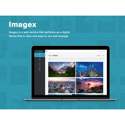 Imagex - Digital media library that solves the issue of painful media content management
