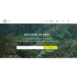 Booking and ticketing system for tourist attractions & activities