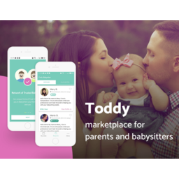 Toddy - Marketplace for babysitters