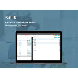 Kallik - Labelling and Artwork Management Solution