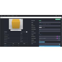 NDA - 3D Printing MES Platform