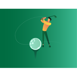 Social Network for Golfers