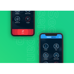 Real-time city monitoring app