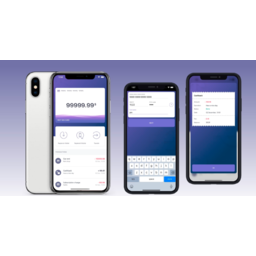 Mobile bank client