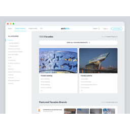 Social network for architects