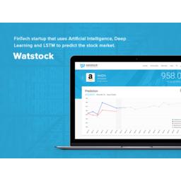 Watstock - Fintech Trading Platform