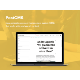 POST CMS - New Generation Content Management System (CMS)