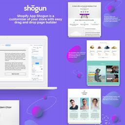Service - Shopify application - Shogun
