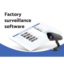 Surveillance IoT admin application