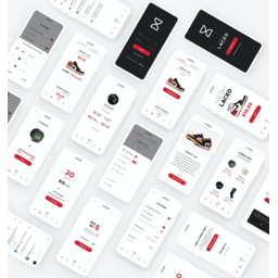 LACED | Mobile Application