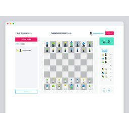 TeamChess game