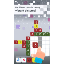 Goblen - Logic picross & nonogram picture puzzles