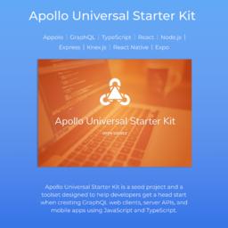Apollo Universal Starter Kit