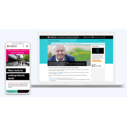 Development of an Educational Portal with Different Access Levels