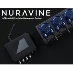 NURAVINE   Web Application   IoT