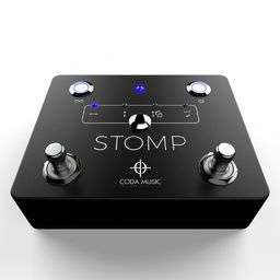 Stomp Bluetooth Page Turner
