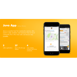 Juvo - Business Mobile App