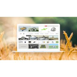 SaaS solution for managing construction and agriculture sites