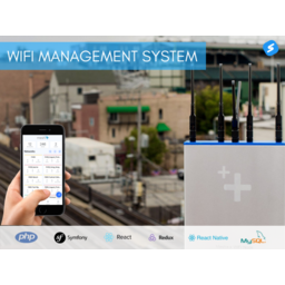 Web & Mobile WIFI Management System