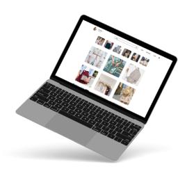 Shopping App like selling Instagram (React, GraphQL )