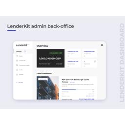 LenderKit Dashboard