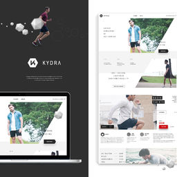 E-Commerce - clothes store - Kydra