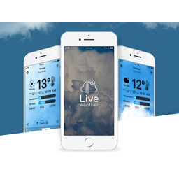 Live Weather - weather forecast app
