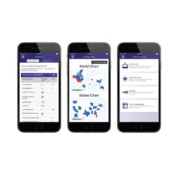 Corporate Communications App