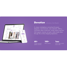 DevotionDresses - eCommerce/marketplace
