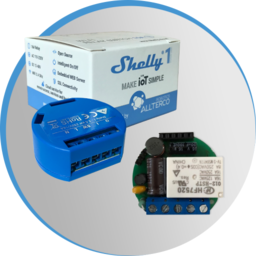 IoT, Smart Office with Shelly