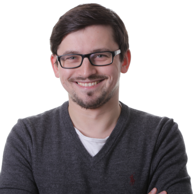 Myroslav Solonko, Founder at Dentconnect