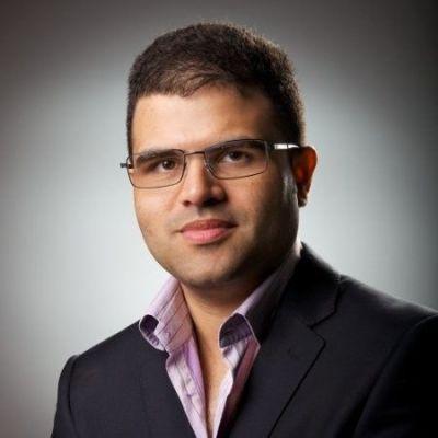 Ruzbeh Bacha, Founder and CEO at CityFALCON
